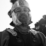 """""""Roman legionary 2"""" Gabriele - 2012"""