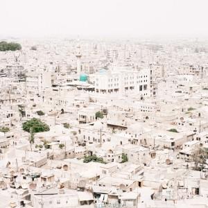 Aleppo, Siria, 2008