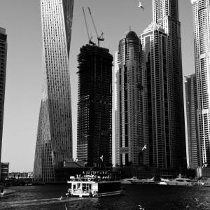 Dubai Marina, 2015
